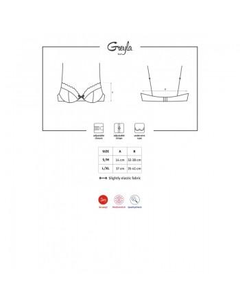 Greyla Soutien-gorge - Gris