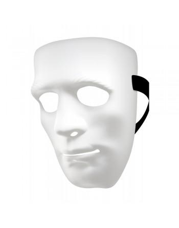 Masque Don Juan blanc - CC709717002000