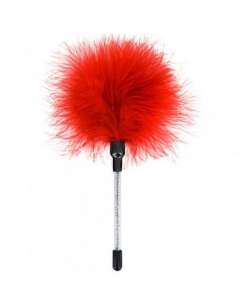 Plumeau rouge très doux de caresses - CC5700780030