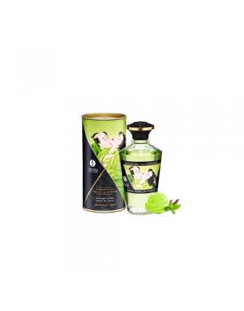 Huile chauffante sorbet de minuit melon comestible 100ml - CC812012