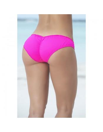 Bas de maillot de bain culotte Style 6850 - Rose