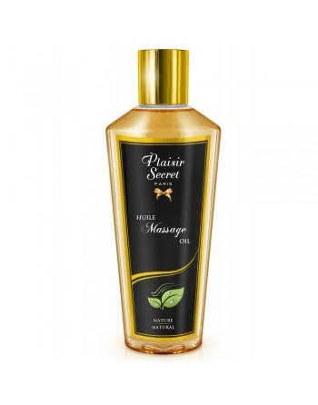 Huile de massage sèche nature 250ml - CC826070