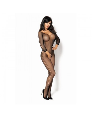 Martha Diamond Bodystocking - Noir