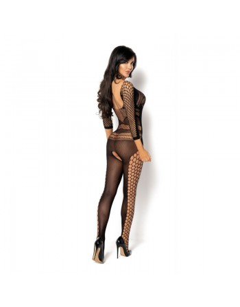 Lucelia Bodystocking - Noir