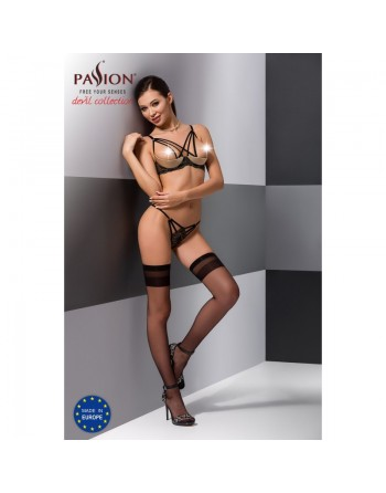 Valery Ensemble 2 pcs - Noir