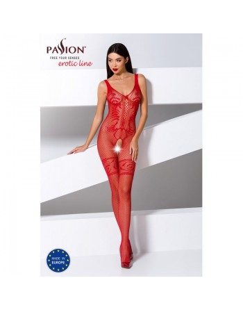 BS069R Bodystocking - Rouge
