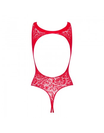 B120 Body Ouvert - Rouge