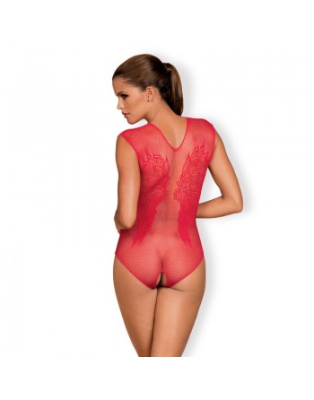 B112 Body Ouvert - Rouge