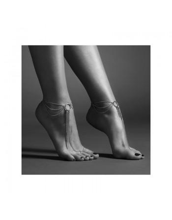 Magnifique - Chaîne de pied et cheville - Or
