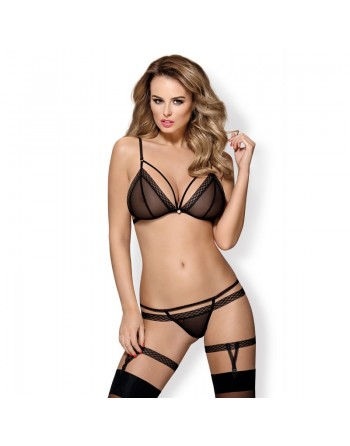 855-SEA-1 Ensemble 3 pcs - Noir