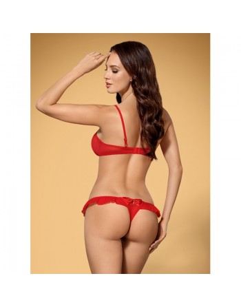 827-SET-3 Ensemble 2 pcs - Rouge