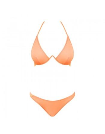 Maillot de bain bikini 2 pcs - Paralia - Corail